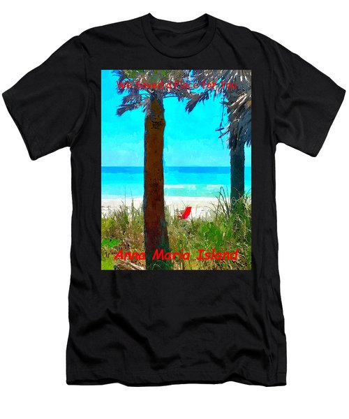 We Saved A Place For You Men's T-Shirt (Athletic Fit)
