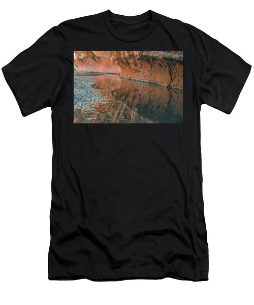 West Fork Reflection Men's T-Shirt (Athletic Fit)