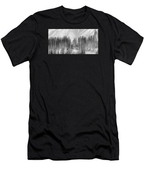 Boney Piles Men's T-Shirt (Athletic Fit)