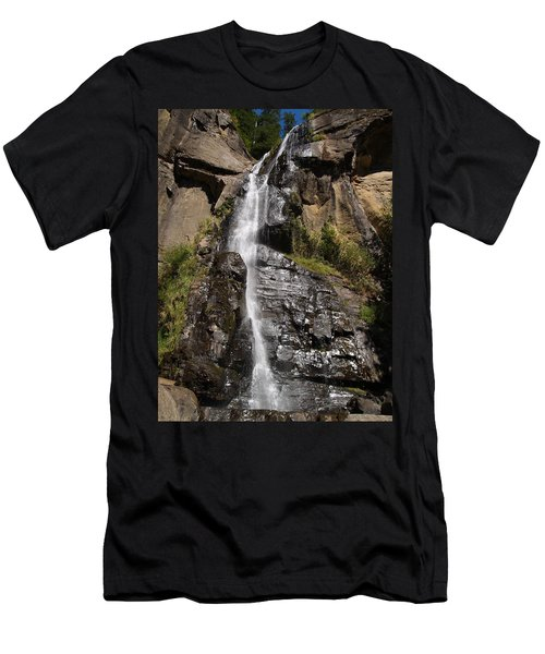 Wide Angle Shot Men's T-Shirt (Athletic Fit)