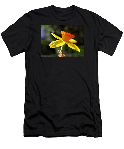 Men's T-Shirt (Slim Fit) featuring the photograph Wide Open by Joe Schofield