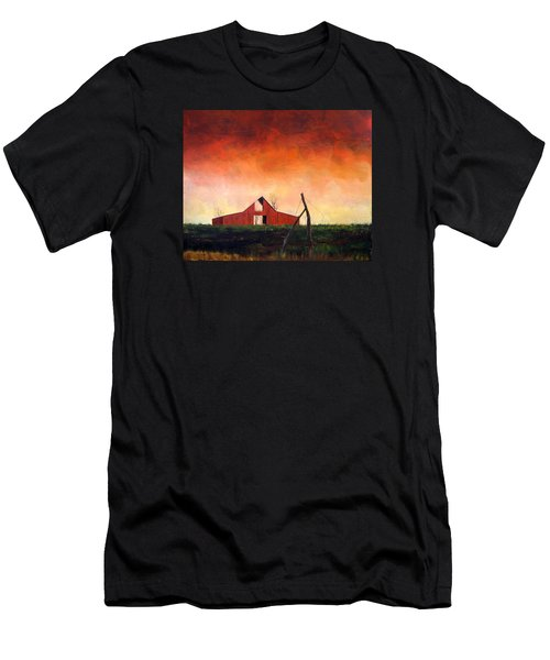 Wired Down Men's T-Shirt (Athletic Fit)