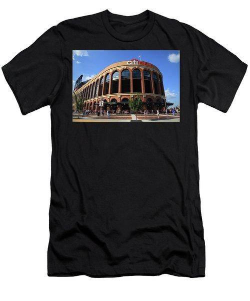 Citi Field - New York Mets 3 Men's T-Shirt (Athletic Fit)