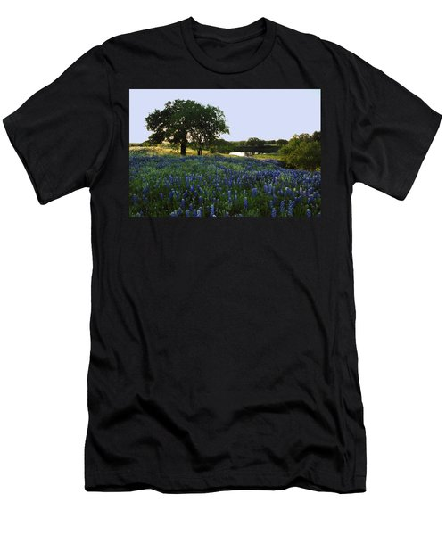Men's T-Shirt (Slim Fit) featuring the photograph 10 by Susan Rovira