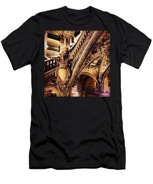 #paris Men's T-Shirt (Athletic Fit)