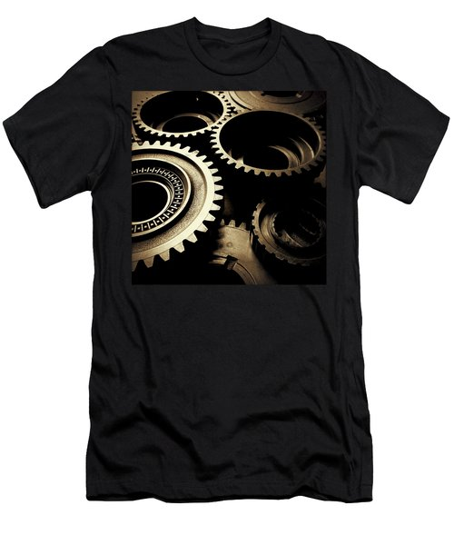Cogs No1 Men's T-Shirt (Athletic Fit)