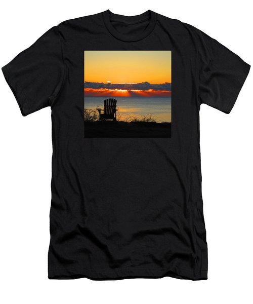 New Castle Nh Men's T-Shirt (Athletic Fit)