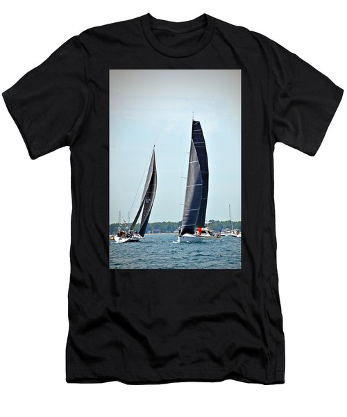 Evolution And Natalie J Men's T-Shirt (Athletic Fit)