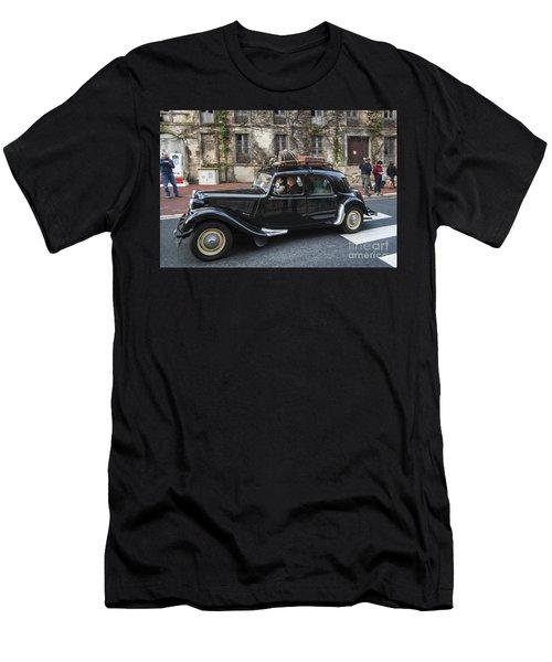 141020p120 Men's T-Shirt (Athletic Fit)