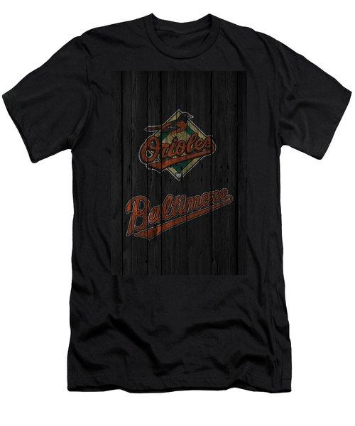 Baltimore Orioles Men's T-Shirt (Athletic Fit)