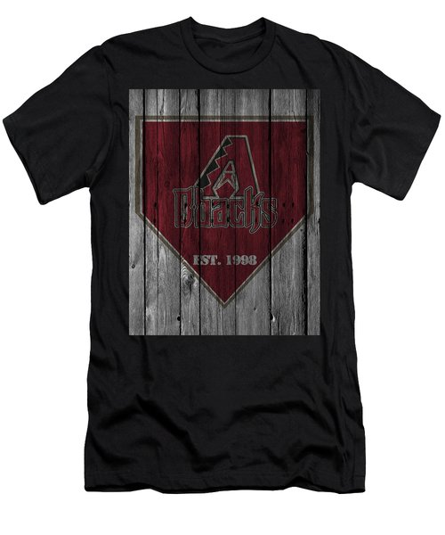 Arizona Diamondbacks Men's T-Shirt (Athletic Fit)