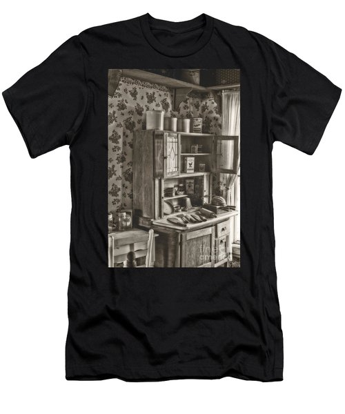 1800s Kitchen Men's T-Shirt (Athletic Fit)
