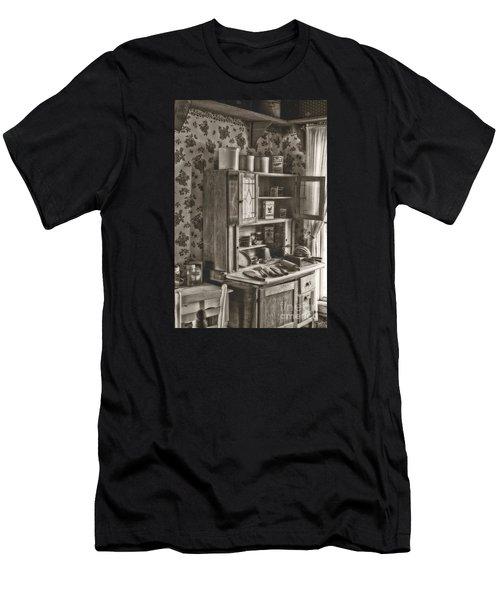 1800s Kitchen Men's T-Shirt (Athletic Fit)