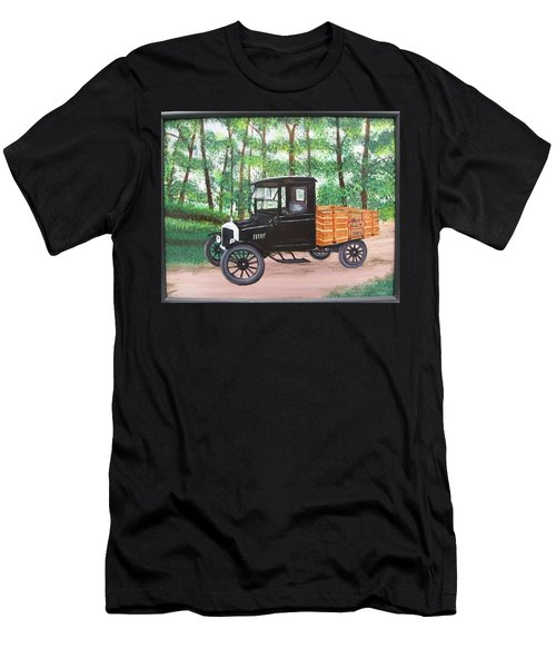1925 Model T Ford Men's T-Shirt (Athletic Fit)
