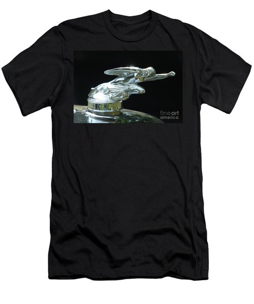 1928 Studebaker Hood Ornament Men's T-Shirt (Athletic Fit)