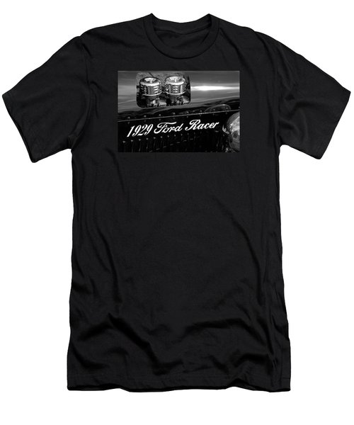 Men's T-Shirt (Slim Fit) featuring the photograph 1929 Ford Racer by Janice Adomeit