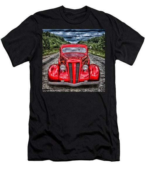 1935 Ford Window Coupe Men's T-Shirt (Athletic Fit)