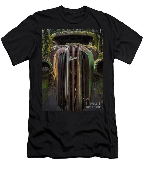 1936 Pontiac Head On Men's T-Shirt (Athletic Fit)