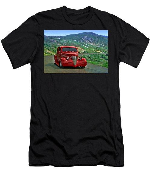 1939 Chevrolet Coupe Men's T-Shirt (Athletic Fit)