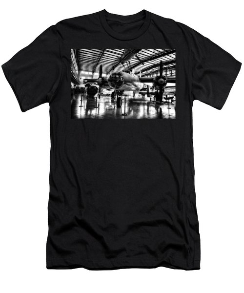 1940 Martin B-26 Marauder In Hdr  Men's T-Shirt (Athletic Fit)