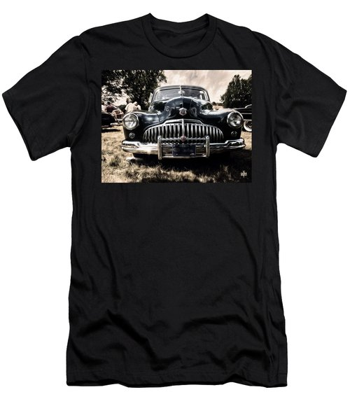 1946 Buick Estate Wagon Sepia Tone Men's T-Shirt (Athletic Fit)