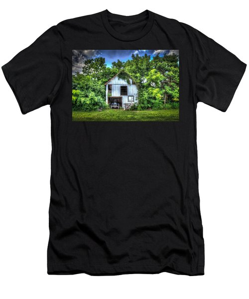 Men's T-Shirt (Slim Fit) featuring the photograph 1948 Ford by Ray Congrove
