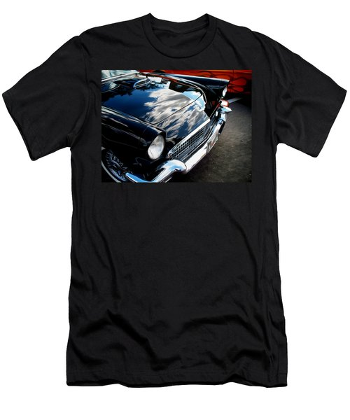 1950s Ford Thunderbird Men's T-Shirt (Athletic Fit)
