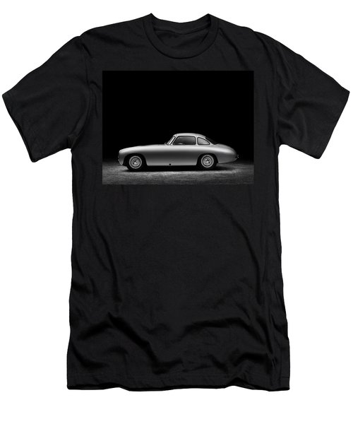 Men's T-Shirt (Slim Fit) featuring the photograph 1952 Mercedes 300 Sl  by Gianfranco Weiss
