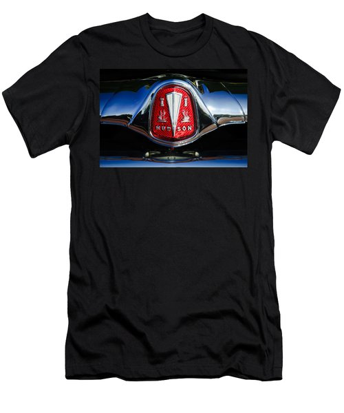 1953 Hudson Hornet Sedan Emblem Men's T-Shirt (Athletic Fit)