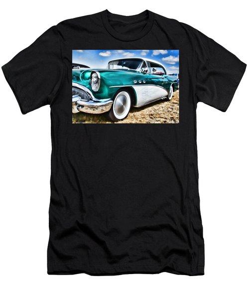 1955 Buick Men's T-Shirt (Athletic Fit)
