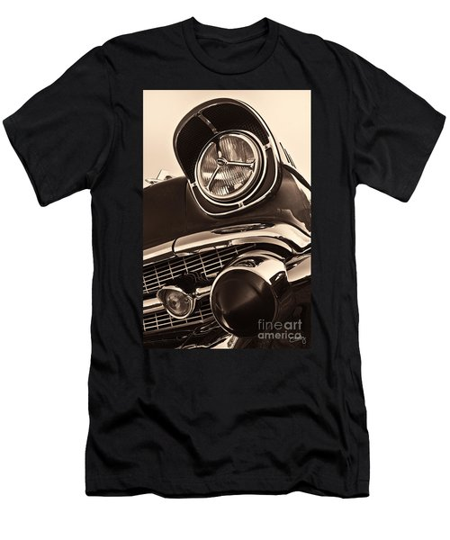 1957 Chevy Details Men's T-Shirt (Athletic Fit)