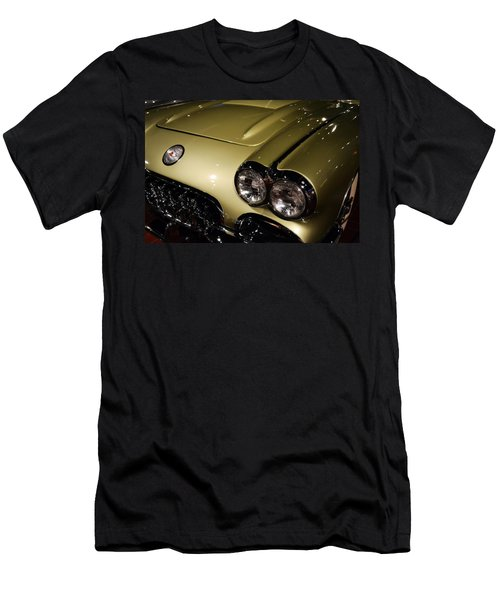 1958 Fancy Free Corvette J58s Men's T-Shirt (Athletic Fit)