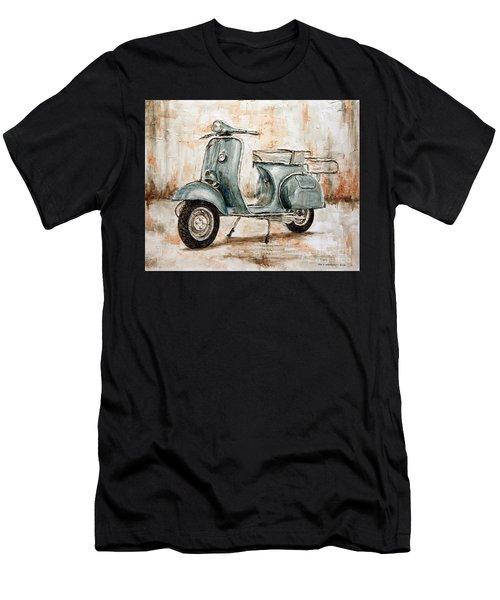 1959 Douglas Vespa Men's T-Shirt (Athletic Fit)