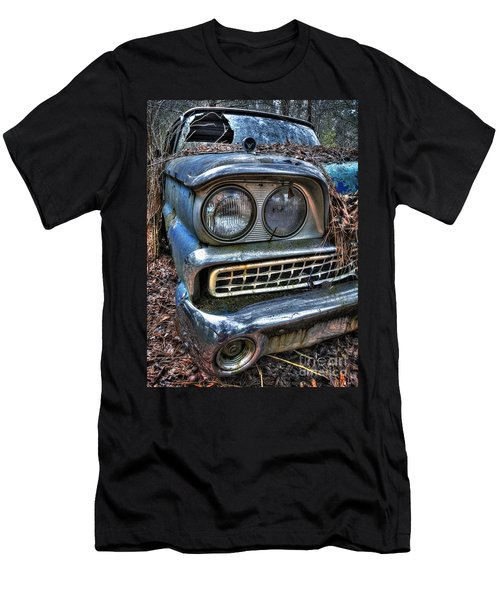 1959 Ford Galaxie 500 Men's T-Shirt (Athletic Fit)