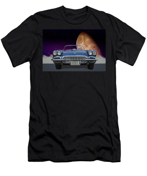1961 Corvette Men's T-Shirt (Athletic Fit)