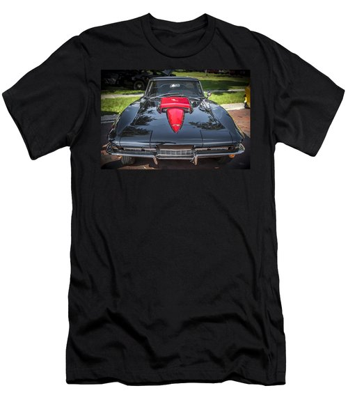1967 Chevrolet Corvette 427 435 Hp Men's T-Shirt (Athletic Fit)