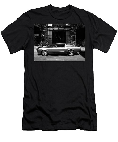 1967 Shelby Mustang B Men's T-Shirt (Slim Fit) by Andrew Fare