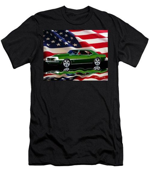1968 Camaro Tribute Men's T-Shirt (Athletic Fit)