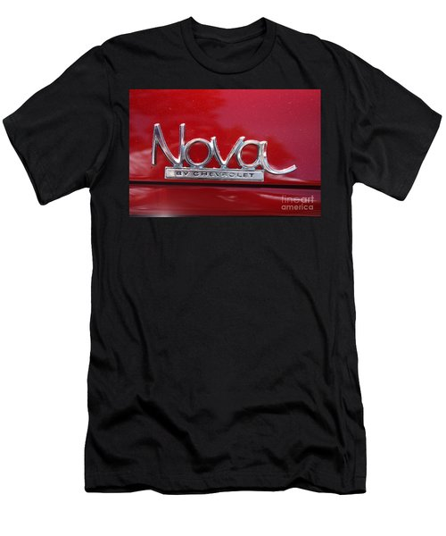 1970 Chevy Nova Logo Men's T-Shirt (Athletic Fit)