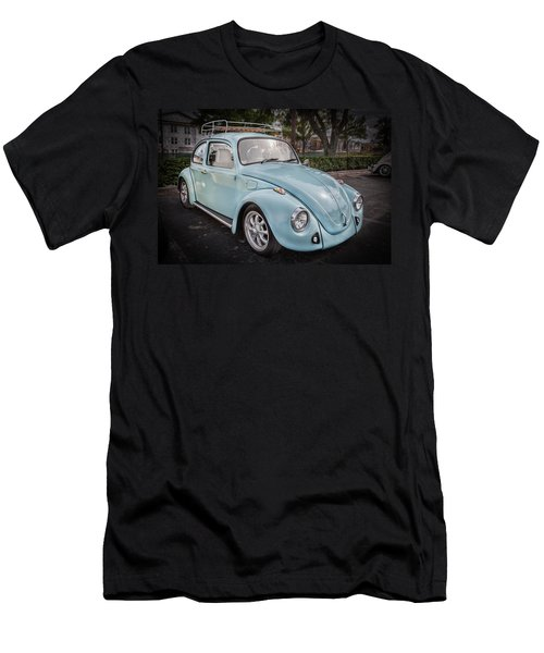 1974 Volkswagen Beetle Vw Bug Men's T-Shirt (Athletic Fit)