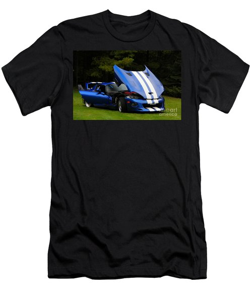 1997 Viper Hennessey Venom 650r 4 Men's T-Shirt (Athletic Fit)