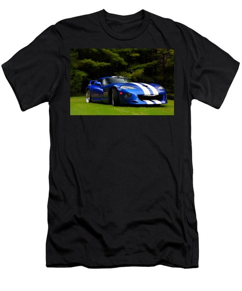 1997 Viper Hennessey Venom 650r Men's T-Shirt (Athletic Fit)