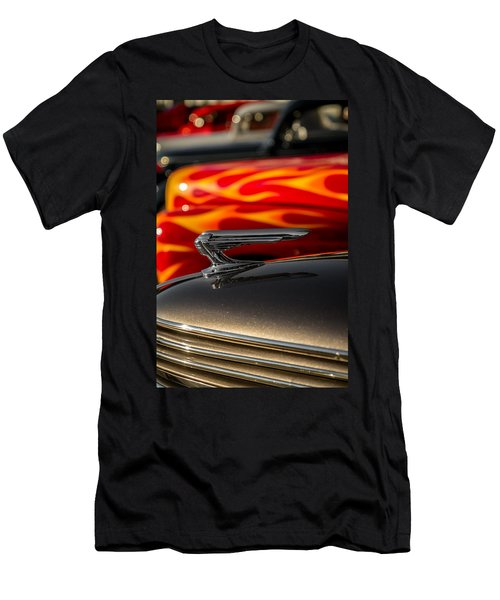 1939 Graham Coupe Hood Ornament Men's T-Shirt (Athletic Fit)