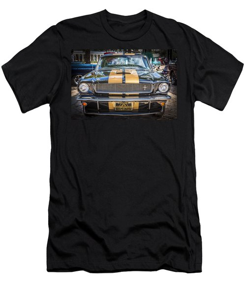 1966 Ford Shelby Mustang Hertz Edition  Men's T-Shirt (Athletic Fit)