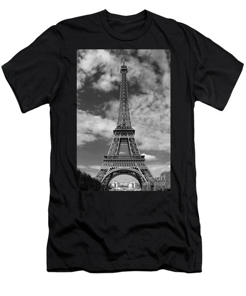 Architectural Standout Bw Men's T-Shirt (Slim Fit) by Ann Horn