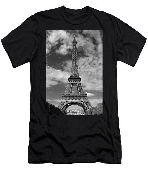 Architectural Standout Bw Men's T-Shirt (Athletic Fit)