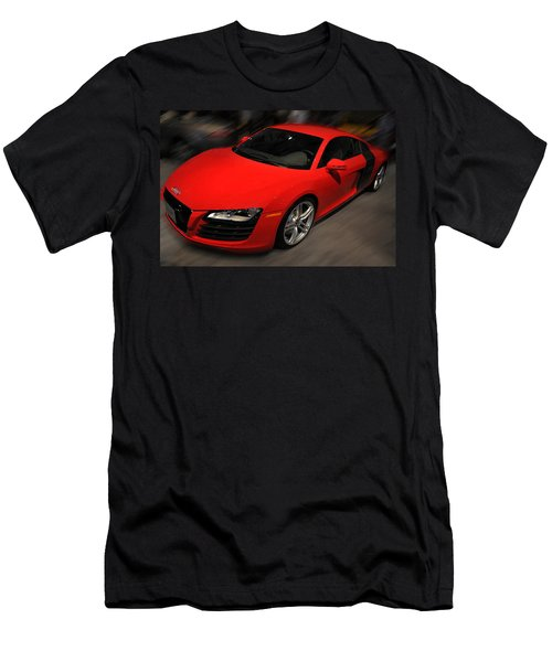 Audi R8 Men's T-Shirt (Athletic Fit)