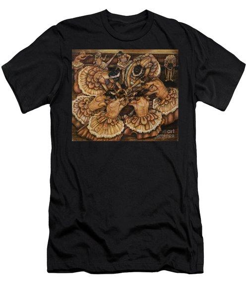 Bouquet Of Ballet    Men's T-Shirt (Athletic Fit)