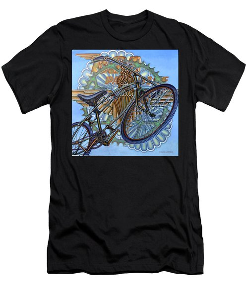 Bsa Parabike Men's T-Shirt (Athletic Fit)