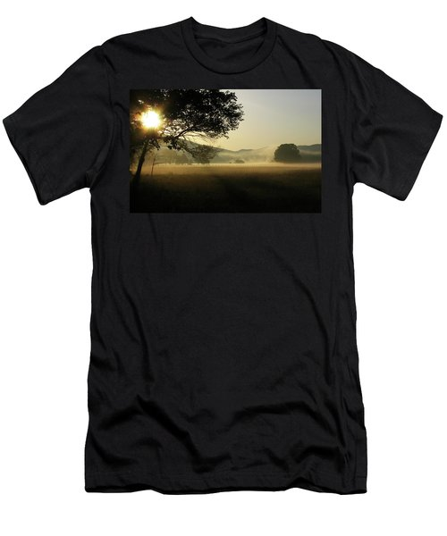 Cades Cove Sunrise II Men's T-Shirt (Athletic Fit)
